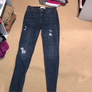 Kendall + Kylie Pac Sun Collection ribbed jeans